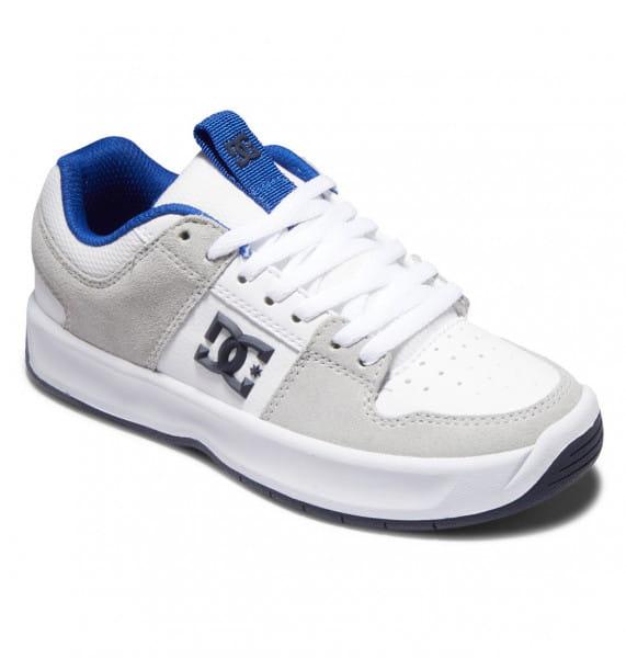 Мал./Обувь/Обувь/Кроссовки Детские кожаные кроссовки Lynx Zero