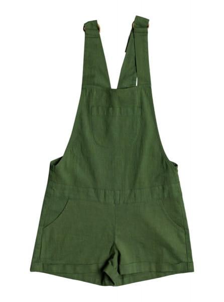 Зеленый детский ромпер early grey 4-16