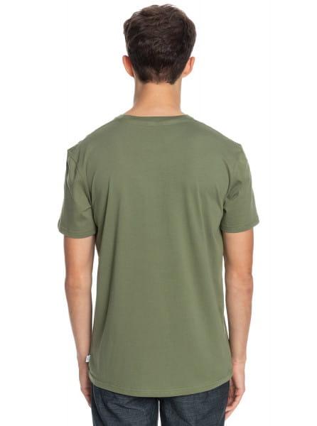 Муж./Одежда/Футболки, поло и лонгсливы/Футболки Мужская футболка Shining Hour