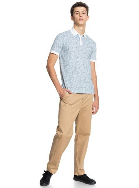 Муж./Одежда/Футболки, поло и лонгсливы/Поло Мужская рубашка-поло Seaton