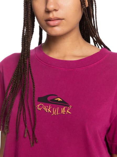 Жен./Одежда/Футболки, поло и лонгсливы/Футболки Женская футболка Quiksilver Womens