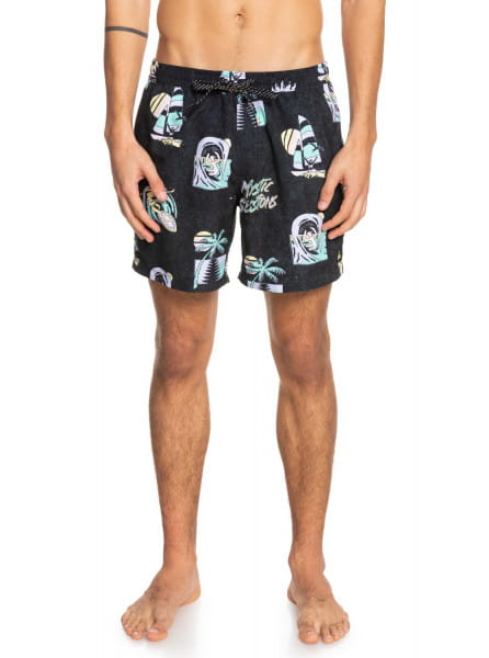 """Муж./Серф и вейкборд/Бордшорты/Шорты для плавания Мужские плавательные шорты Island Pulse 15"""""""