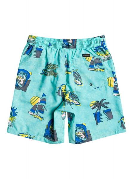 """Мал./Мальчикам/Одежда/Плавки и шорты для плавания Детские плавательные шорты Island Pulse 14"""" 8-16"""