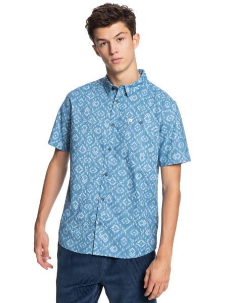 Мужская рубашка с коротким рукавом Baja Blues