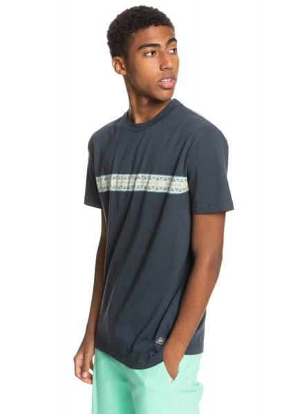 Муж./Одежда/Футболки, поло и лонгсливы/Футболки Мужская футболка Mixtape Stripe