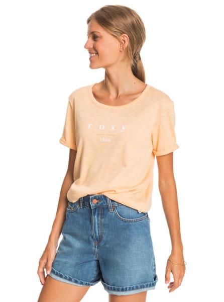 Персиковый женская футболка oceanholic