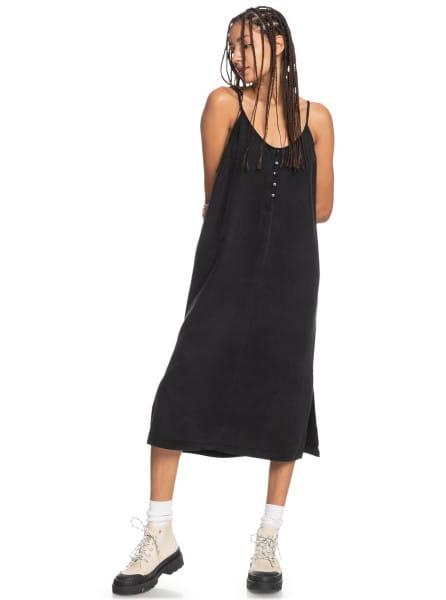 Черный женское платье coral spring