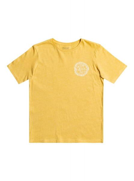 Бежевый детская футболка endless trip 8-16