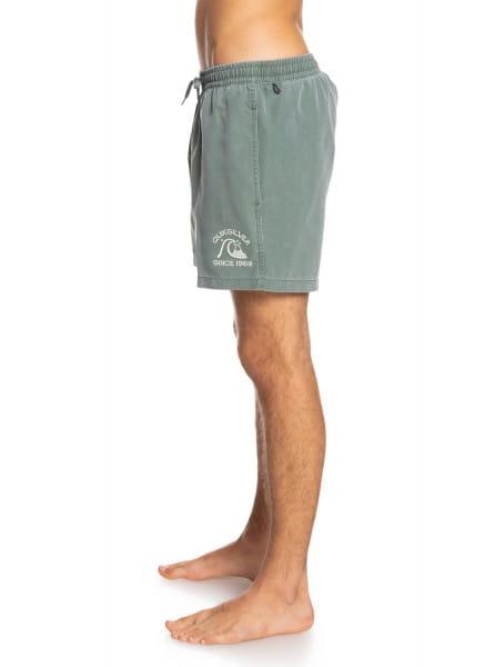 """Муж./Серф и вейкборд/Бордшорты/Шорты для плавания Мужские плавательные шорты Surfwash 15"""""""