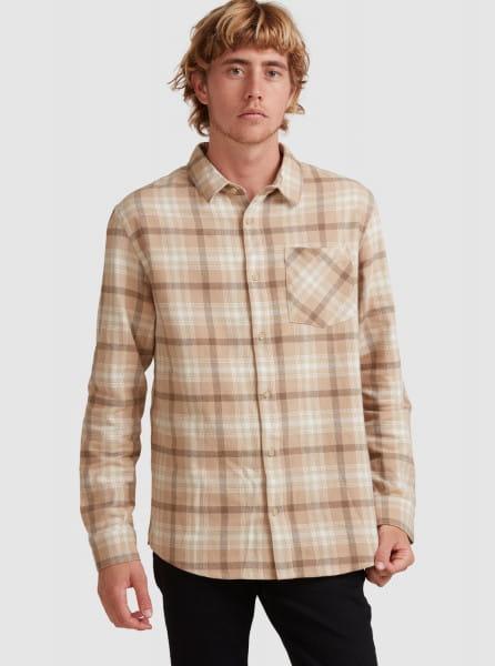 Муж./Одежда/Рубашки/Рубашки с длинным рукавом Мужская рубашка с длинным рукавом Brush
