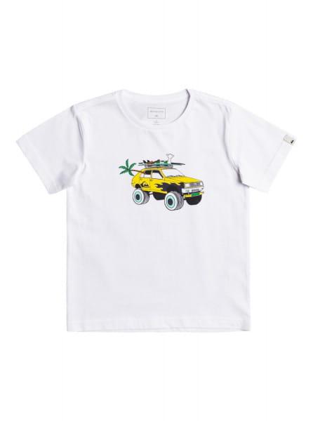 Мал./Мальчикам/Одежда/Футболки и майки Детская футболка Very Rootsy 2-7