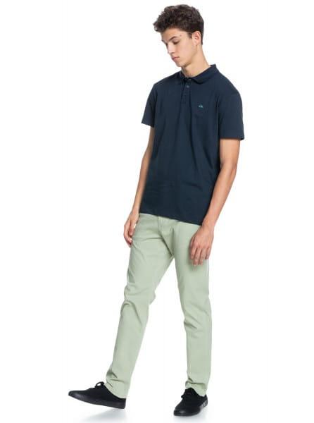 Муж./Одежда/Футболки, поло и лонгсливы/Поло Мужская рубашка-поло Essentials