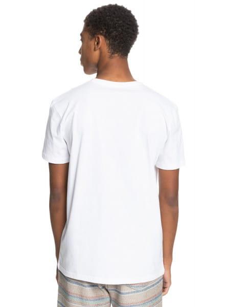 Муж./Одежда/Футболки, поло и лонгсливы/Футболки Мужская футболка Wider Mile