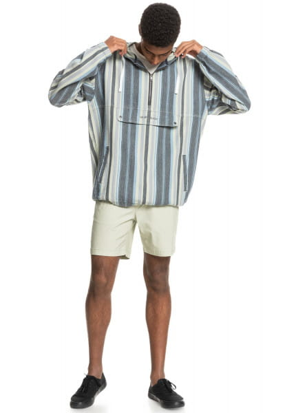Муж./Одежда/Верхняя одежда/Анораки Мужской анорак Neo Blue