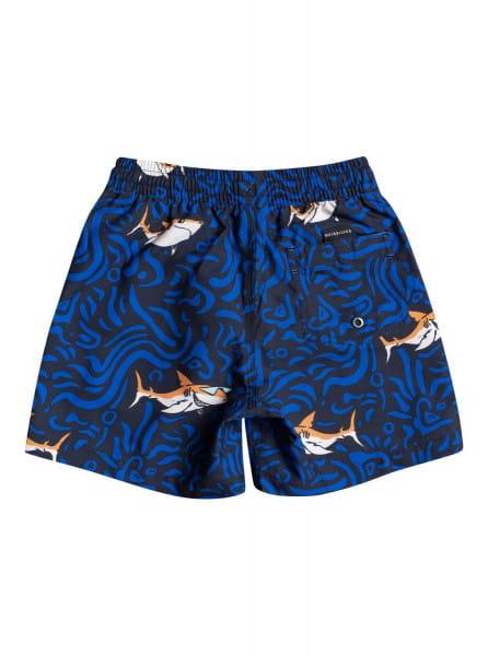 """Мал./Мальчикам/Одежда/Плавки и шорты для плавания Детские плавательные шорты Sharky 12"""" 2-7"""
