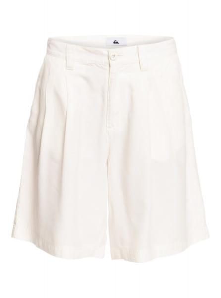 Мультиколор женские шорты-бермуды lake sides