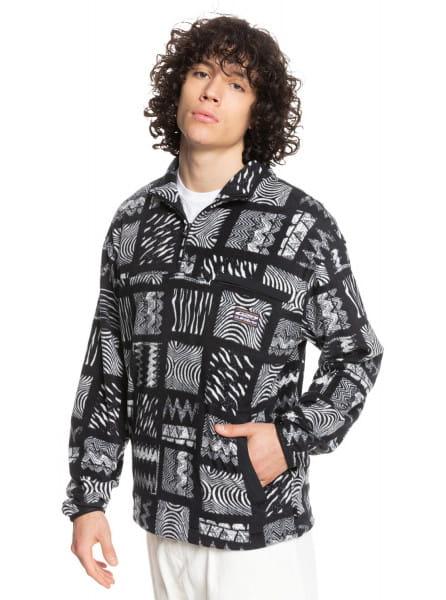 Муж./Одежда/Толстовки и флис/Толстовки на молнии Мужская флисовая толстовка на молнии Originals Tribal Mosaic