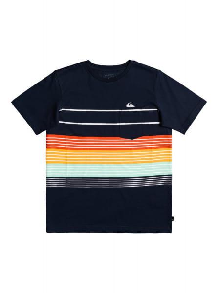 Детская футболка с карманом More Core 8-16