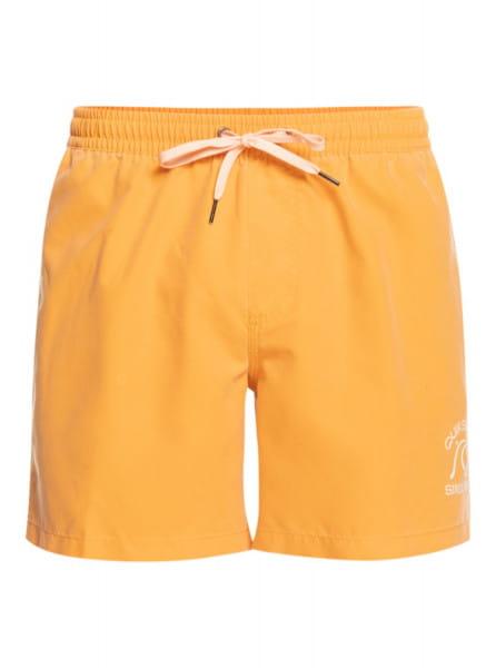 """Бордовый мужские плавательные шорты surfwash 15"""""""