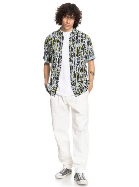 Муж./Одежда/Рубашки/Рубашки с коротким рукавом Мужская рубашка с коротким рукавом Originals Jungle Fever