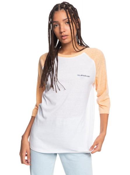Бирюзовый женская футболка standard
