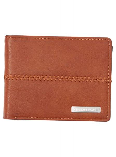 Оранжевый кошелек stitchy