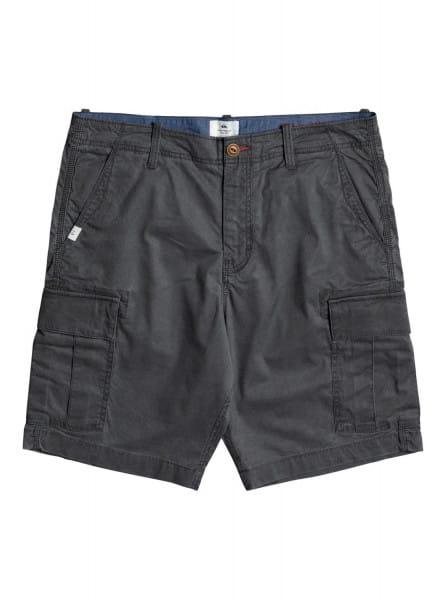 Серый мужские шорты-карго ichaca
