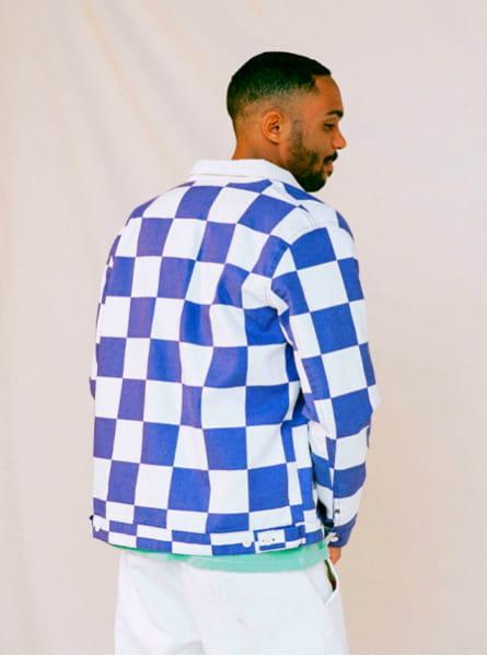 Мужская куртка Originals Box Checker