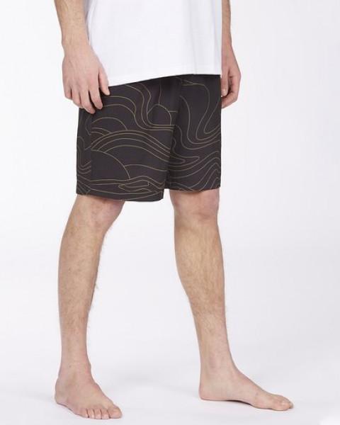 """Муж./Одежда/Шорты/Повседневные шорты Мужские эластичные шорты Adventure Division Surftrek Perf Dune Lines 18"""""""
