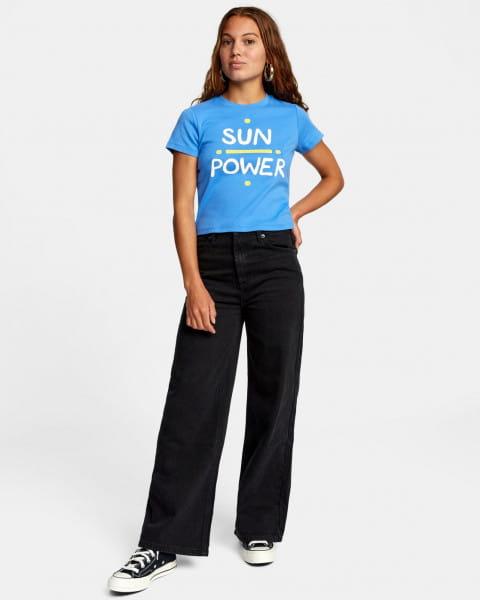 Жен./Одежда/Футболки, поло и лонгсливы/Футболки Женская футболка Bailey Elder Sun Power