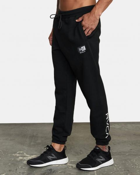 Муж./Одежда/Джинсы и брюки/Джоггеры Мужские джоггеры Everlast x RVCA