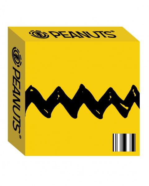 Унисекс/Скейтборд/Колеса/Колеса Набор из 4 колес для скейтборда Peanuts Charlie Brown Stripe 52 mm