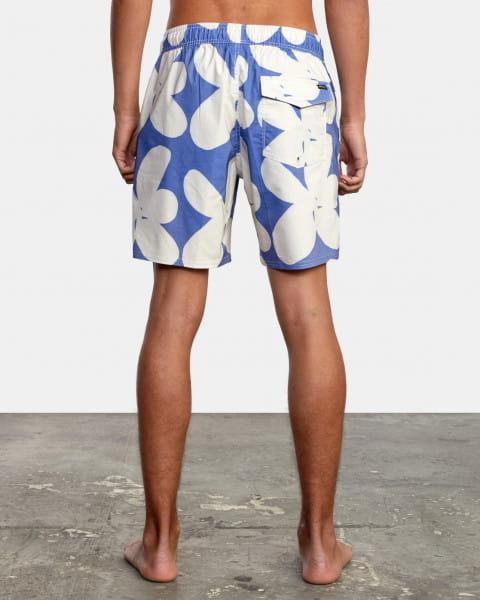 """Муж./Одежда/Плавки и шорты для плавания/Шорты для плавания Мужские эластичные шорты Bailey Elder 17"""""""