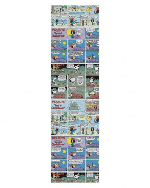 Мультиколор шкурка для скейтборда peanuts comic