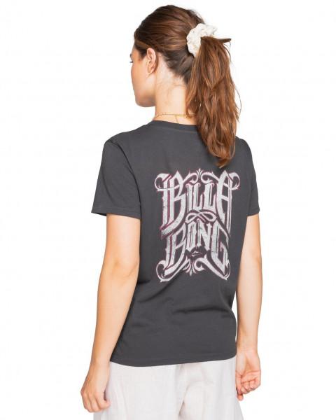 Жен./Одежда/Футболки, поло и лонгсливы/Футболки Женская футболка-бойфренд Flown