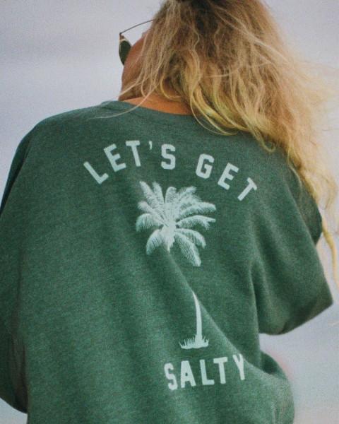 Жен./Одежда/Толстовки и флис/Свитшоты Женский свитшот Salty Blonde Vacation Mode