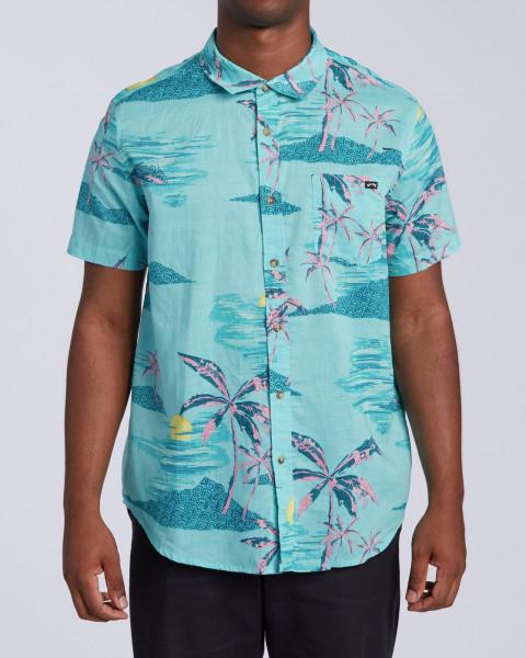 Рубашки с коротким рукавом U1SH05-BIF0