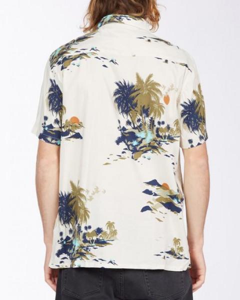 Муж./Одежда/Рубашки/Рубашки с коротким рукавом Мужская рубашка с короткими рукавами Adventure Division Trek