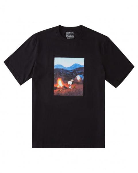Мультиколор футболка peanuts adventure