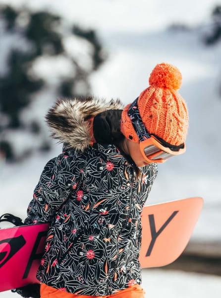 Дев./Сноуборд/Девочкам/Куртки для сноуборда Детская сноубордическая куртка Jet Ski 8-16