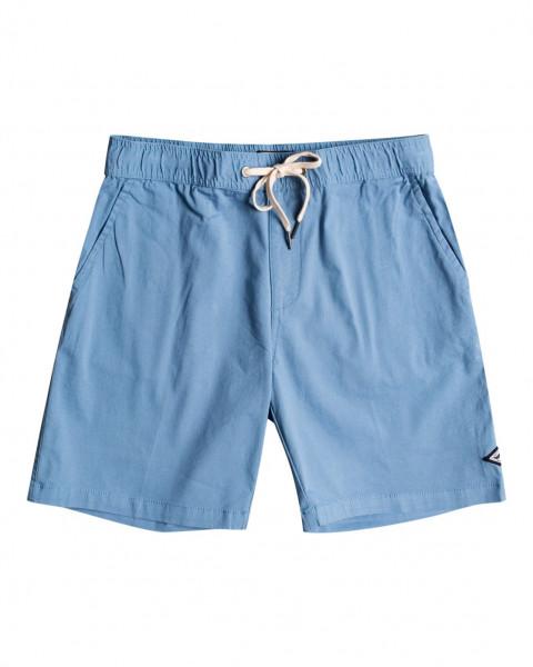 """Синие детские эластичные шорты layback solid 15"""""""