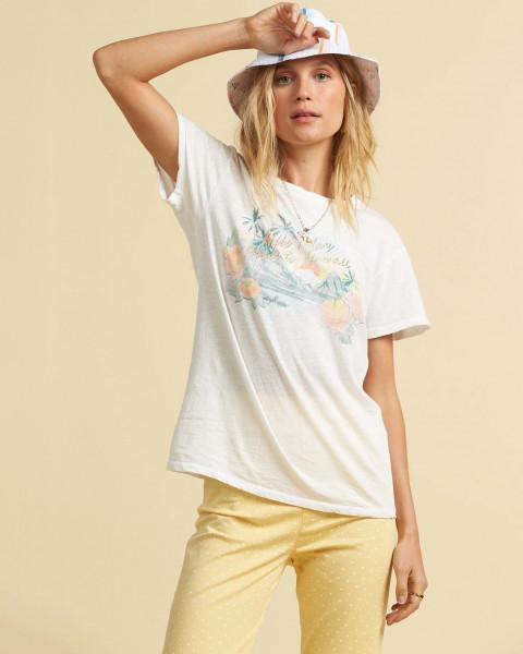 Жен./Одежда/Футболки, поло и лонгсливы/Футболки Женская футболка Salty Blonde Not A Tourist