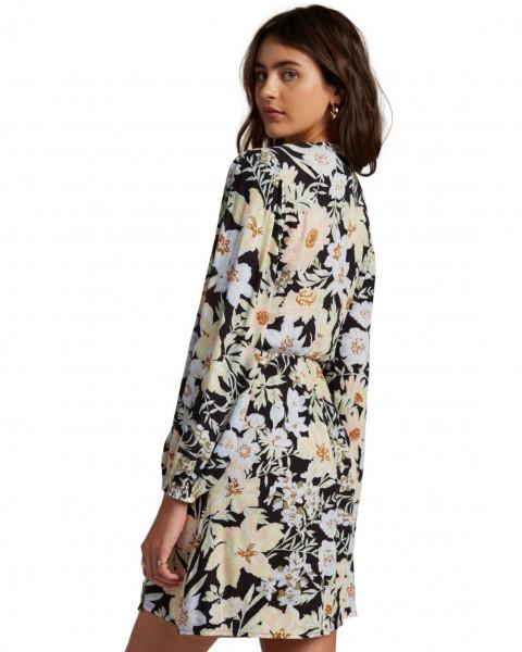 Жен./Одежда/Платья и комбинезоны/Платья Женское мини-платье с запахом Lotta Love
