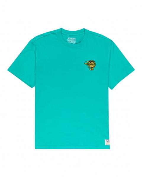 Бирюзовый мужская футболка timber! antidote state