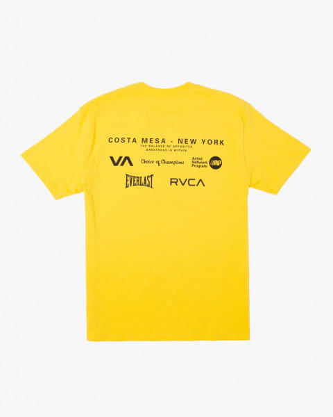 Муж./Одежда/Футболки, поло и лонгсливы/Спортивные футболки и лонгсливы Мужская футболка Everlast x RVCA