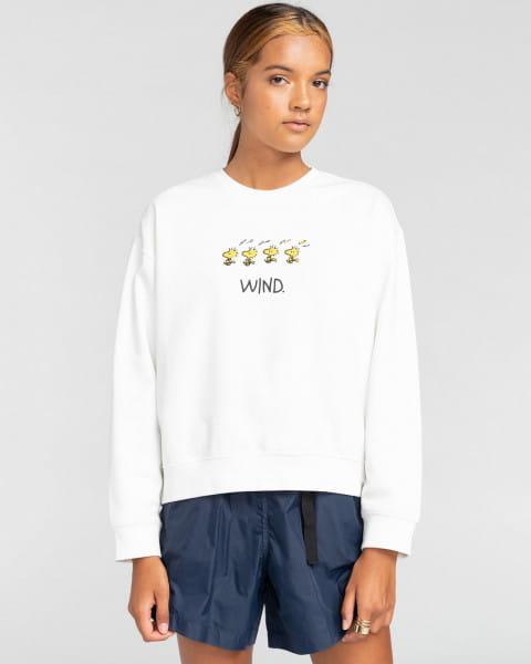 Жен./Одежда/Толстовки и флис/Свитшоты Женский свитшот Peanuts Element