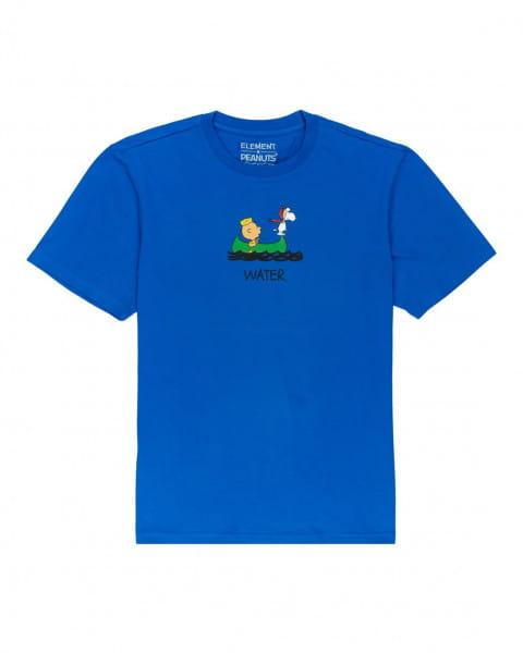 Мультиколор футболка peanuts element