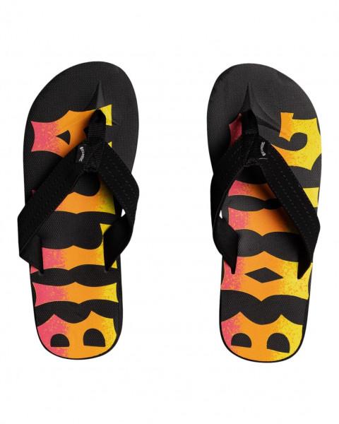 Черные мужские сандалии all day theme