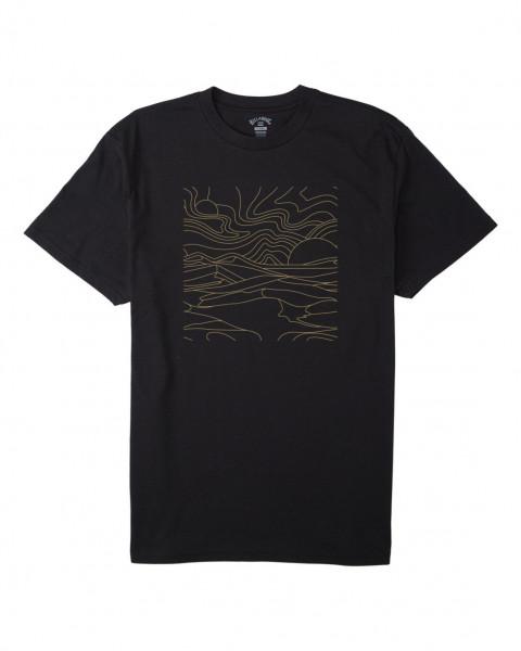 Муж./Одежда/Футболки, поло и лонгсливы/Футболки Мужская футболкаAdventure Division Lines