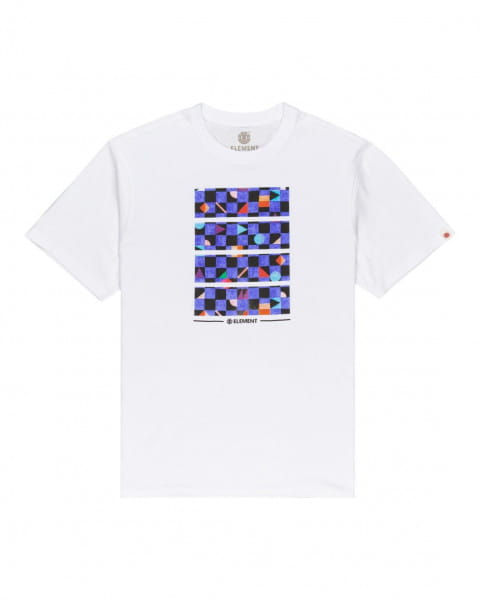 Муж./Одежда/Футболки, поло и лонгсливы/Футболки Мужская футболка Prism Block